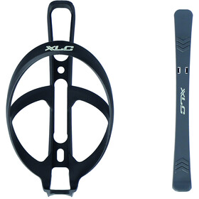 XLC BC-K10 Bottle Cage incl. Tyre Lever, grey